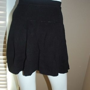 Candie's Skirts - NWT Candie's Black knit Skirt 16.5 Long